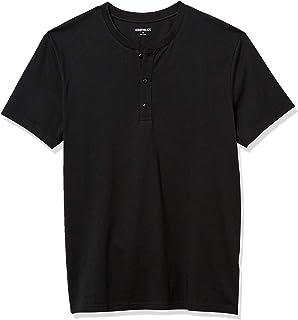 Amazon Brand - Goodthreads Men's Cotton Short-Sleeve Henley