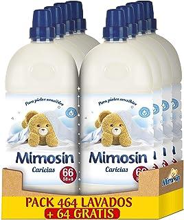 comprar comparacion Mimosin Concentrado Suavizante Caricias 58lav x 8botellas
