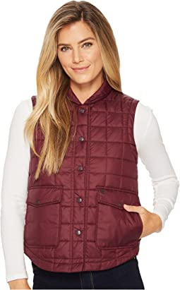 Woolrich - Exploration Heritage Eco Rich Packable Vest