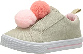 OshKosh B'Gosh Kids Adella Girl's Pom Slip-On Sneaker