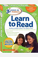 Hooked on Phonics Learn to Read - Level 5: Transitional Readers (First Grade | Ages 6-7) (5) Paperback