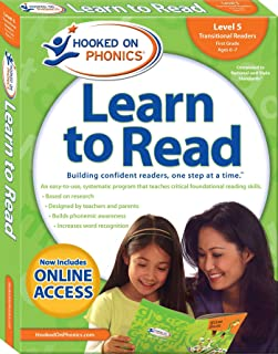 Hooked on Phonics Learn to Read - Level 5: Transitional Readers (First Grade | Ages 6-7) (5)