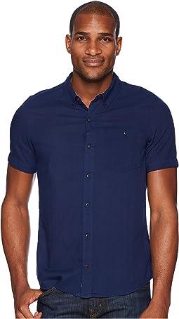 Toad&Co Mattock Short Sleeve Slim Shirt
