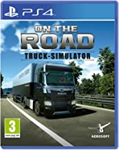 On The Road: Truck SimulatorPlayStation 4On The Road: Truck Simulator