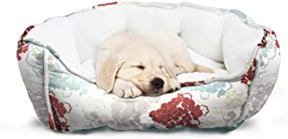 Friendly Monsters Pet Bed Small Micro Suede