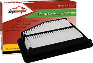 EPAuto GP213 (17220-R1A-A01) Replacement for Honda/Acura Extra Guard Panel Engine Air Filter for Civic (2012-2015), ILX Base 2.0L (2013-2015)
