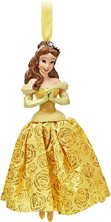 Disney Belle Sketchbook Ornament - Beauty and The Beast
