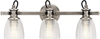 Kichler Lighting 45873CLP Three Light Bath from The Flagship Collection