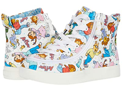 BILLY Footwear Kids Classic Lace High Arthur Friends (Toddler) (All Over Print) Kid
