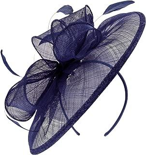 cobalt blue headpiece
