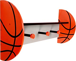 basketball wall shelf