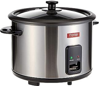 Prestige Rice Cooker, PR50310, Silver, Stainless Steel