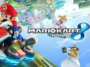 Mario Kart 8 - Gameplay