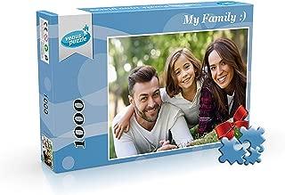 Venus Puzzle Custom Puzzle, 1000 Pieces Custom Photo Puzzle, Personalized Photo Puzzle, Personalized Custom Jigsaw Puzzle 1000 Pieces (Box Ribbon)
