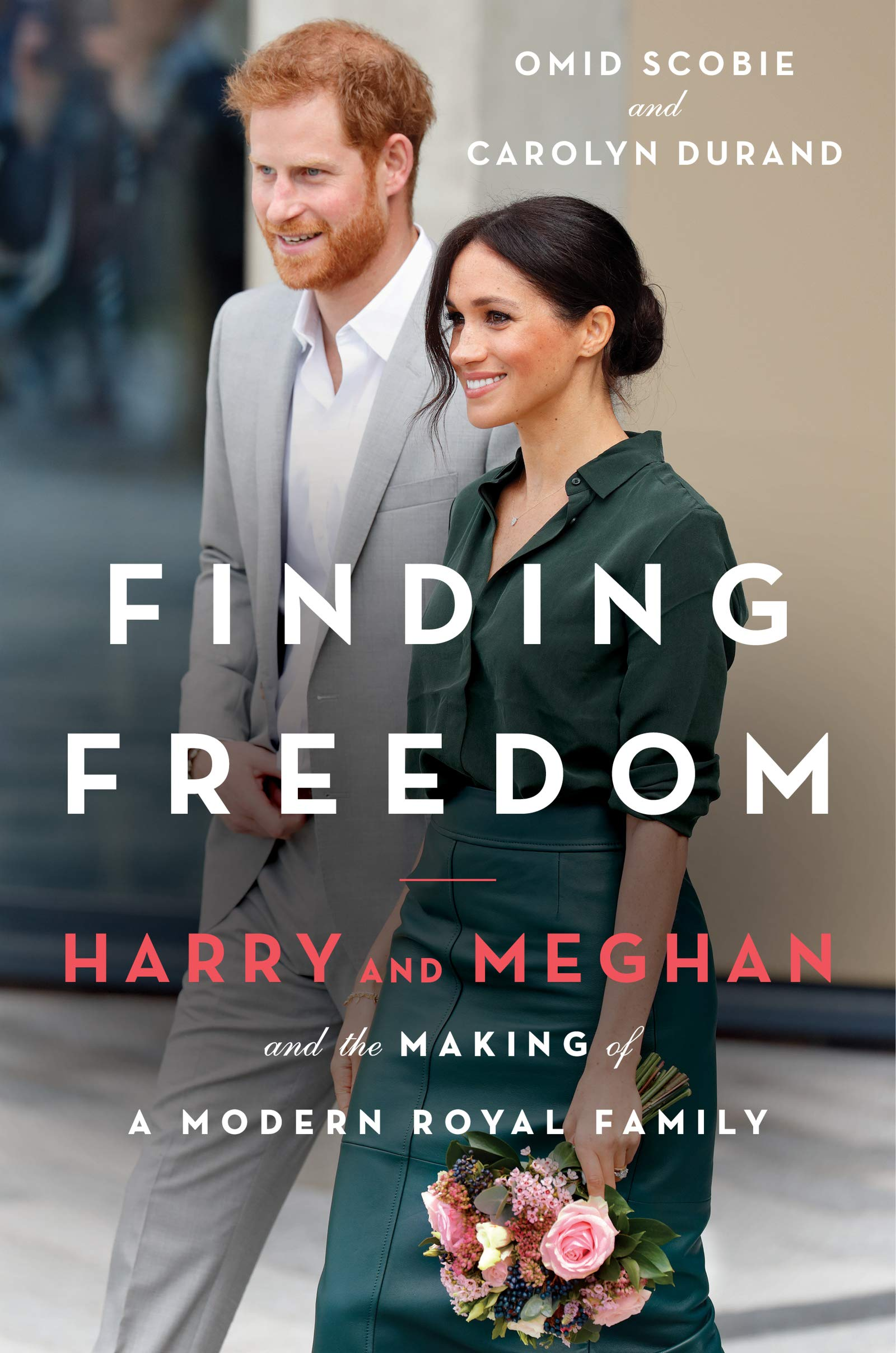 Cover image of Finding Freedom by Omid Scobie & Carolyn Durand