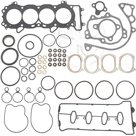 1999-2000 Honda Full Complete Engine Gasket Kit Set CBR 600 F4 Sport 55 Pcs