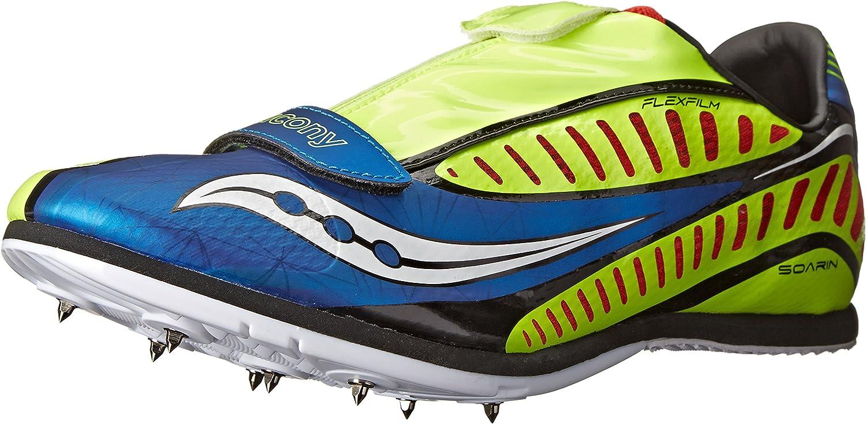 Saucony Men's Soarin J Spike Track shoes