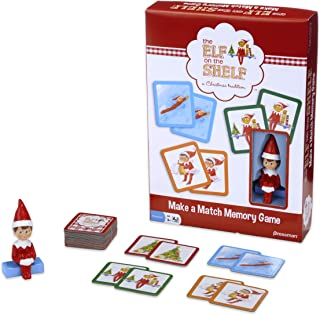 Elf on the Shelf Make-a-Match Game -- Based on the Bestselling Books