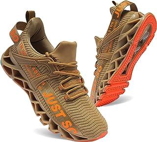 UMYOGO Mens Athletic Walking Blade Running Tennis Shoes Fashion Sneakers