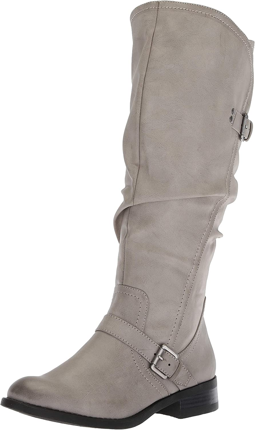 White Mountain Womens LIDA Knee High Boot