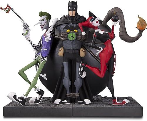 gran selección y entrega rápida DC Comics APR170469 - - - Sujetalibros de galería y Harley Quinn  ¡no ser extrañado!