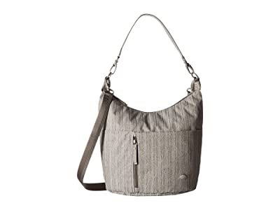 Haiku Ascend Hobo (Gray Poplar) Handbags