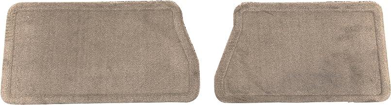 GM Accessories 19121929 Rear Carpeted Floor Mats in Titanium