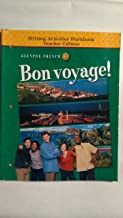 Bon Voyage! Level 2: Writing Activities Workbook