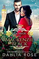 The Bride of Mackenzie Black: Not Just Royals Book 3 Kindle Edition