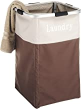 Whitmor Aluminum Frame Laundry Hamper (Java)