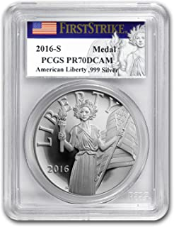 Best american liberty 2016 silver medal for sale Reviews