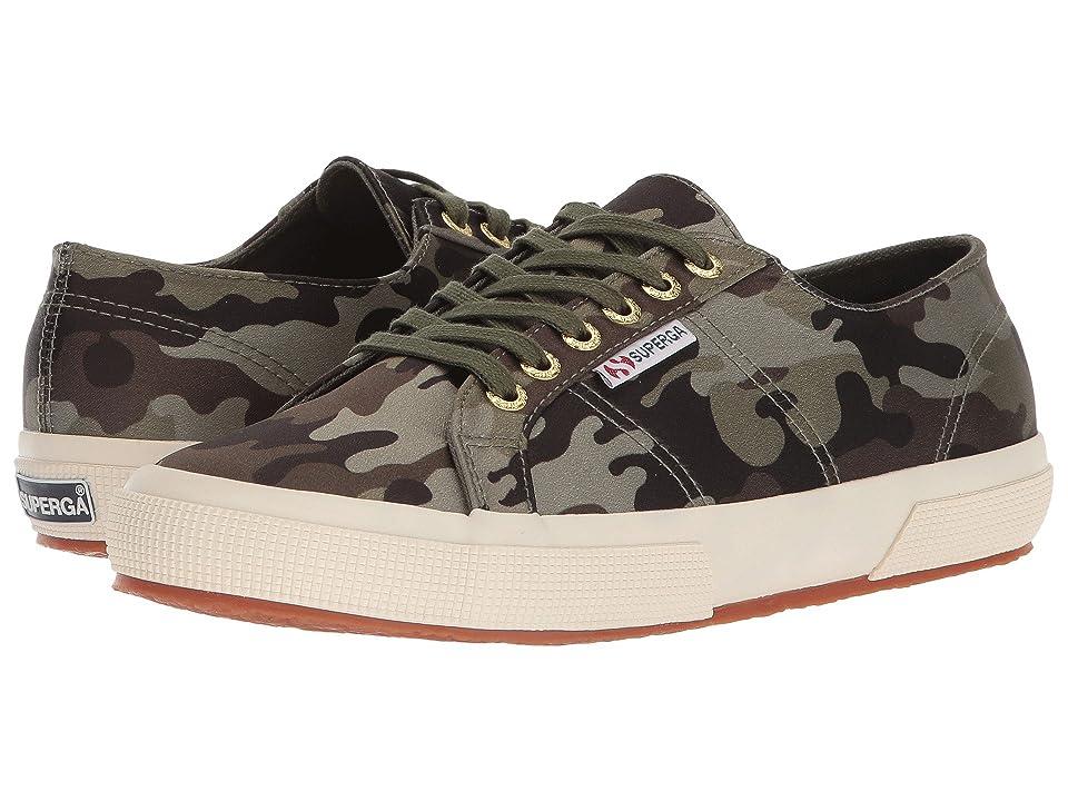 Superga 2750 Rasocamow Sneaker (Camouflage) Women