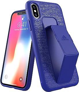 Adidas Iphone Xr Grip Case, Blue- Adds- 32852