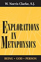 Explorations in Metaphysics: Being-God-Person