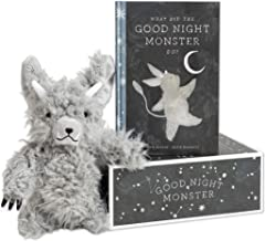 Good Night Monster Gift Set: A Storybook and Plush for Sweet Dreams and Happy Bedtimes