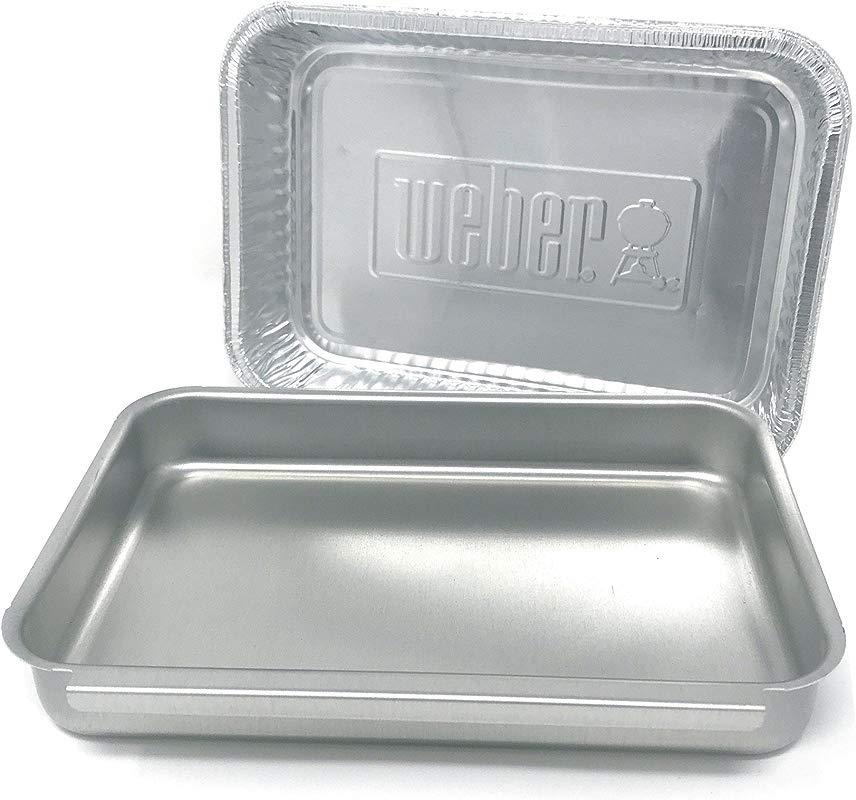 Weber 93305 Aluminum Catch Pan Kit