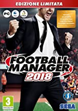 Football Manager 2018 - Day-one Limited - PC