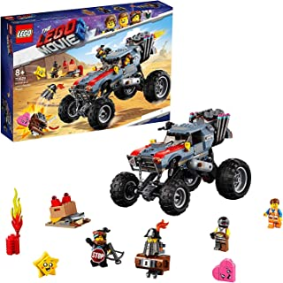 LEGO Emmet and Lucy's Escape Buggy, Multi-Colour