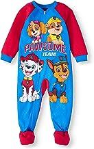 Paw Patrol Microfleece Blanket Sleeper Chase Skye Rubble Marshall (5T) Blue