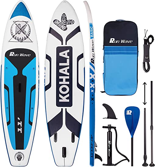 Runwave Inflatable Stand Up Paddle Board 11