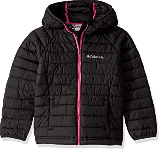 Columbia Powder Lite™ Girls Hooded Jacket