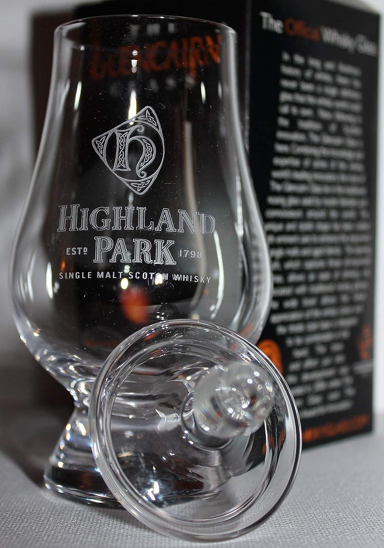 HIGHLAND PARK Excellent LOGO GLENCAIRN SINGLE SCOTCH G MALT WHISKY TASTING Cash special price