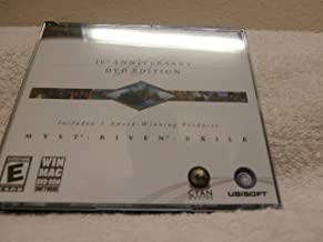 Myst 10th Anniversary DVD Edition - Myst/Riven/Myst III Exile