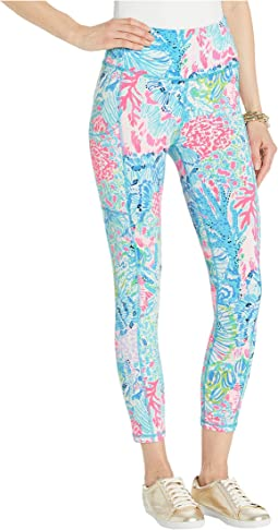 14adc93a04a175 Multi Sink Or Swim. 34. Lilly Pulitzer. UPF 50+ High-Rise Weekender Leggings.  $108.00. 3Rated 3 ...