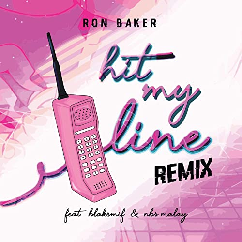 Hit My Line (feat. Blaksmif & NBS Malay) [Explicit] de Ron ...
