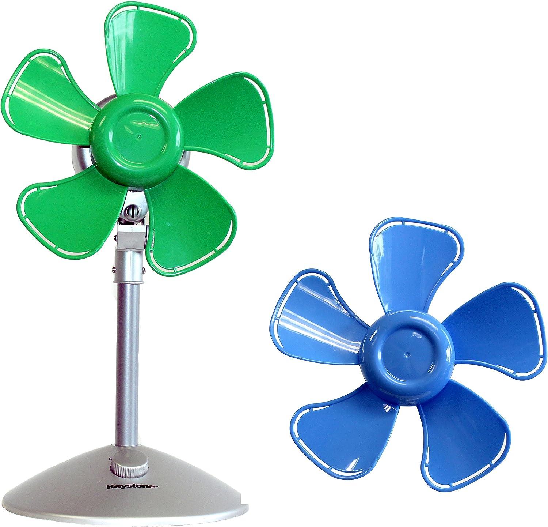 Keystone KSTFF100ABN Flower Fan Latest item Interchangeable It is very popular Heads 10-I with