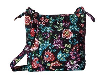 Vera Bradley Hadley Hipster (Vines Floral) Handbags