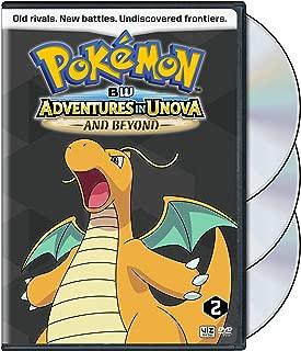Pokemon:BW Adv in Unova Set2 Ep25-45 DVD