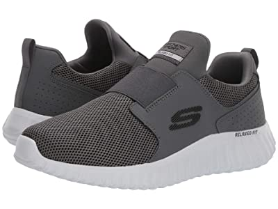 SKECHERS Depth Charge 2.0 (Charcoal) Men