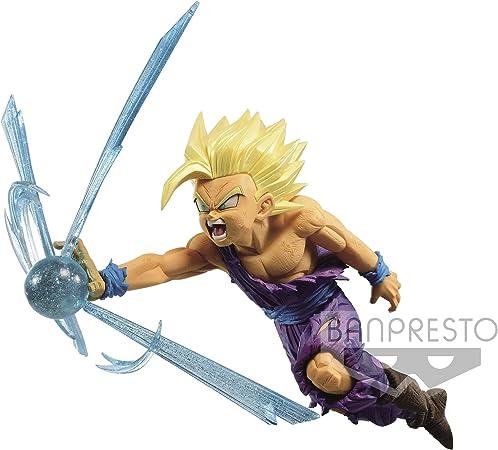 Banpresto Dragon Ball Super Z GXmateria Collectible Figure Toy  SS Gohan BP16216